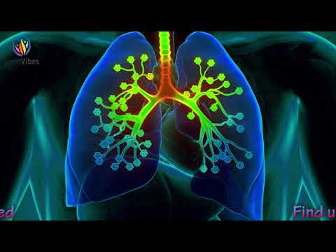 Cough Relief Binaural Beats Sound Therapy ➤Lungs & Throat Treatment ➤ Cough Relief Frequency #GV321