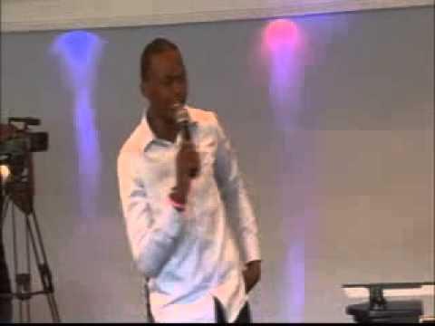 Prophet Paul Israel Prays In Tongues