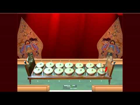 belajar gamelan jawa - bonang penerus - YouTube