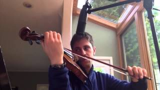For the Dancing and the Dreaming: How to Train Your Dragon 2 (violin cover)