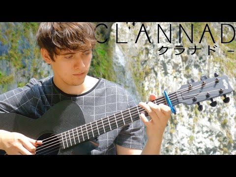 Clannad After Story OP - Toki Wo Kizamu Uta - Fingerstyle Guitar Cover