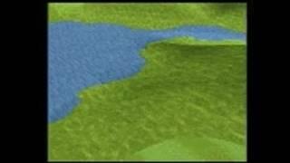VR Golf '97 PlayStation Gameplay - VR Golf 97 movie