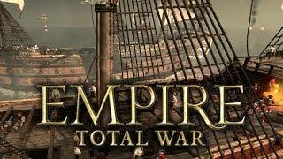 """JUGANDO Empire Total War - """"Destrucción Naval"""""""