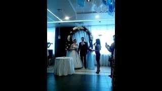 Выездная Регистрация Ведущая Катрин. Клятвы жениха и невесты