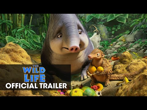 "The Wild Life (2016 Movie) Official Trailer – ""Animal Island"""