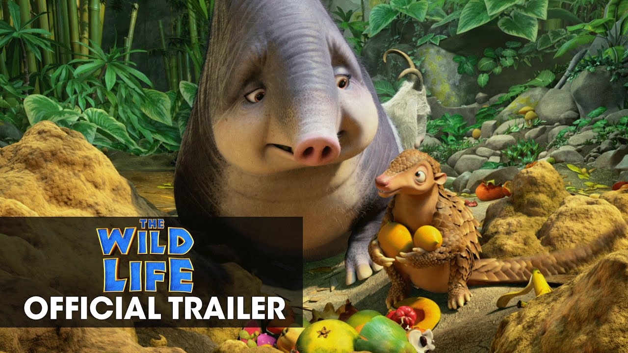 "the wild life (2016 movie) official trailer – ""animal island"" - youtube"