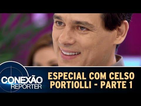 Especial Com Celso Portiolli - Parte 1 | Conexão Repórter (05/06/17)
