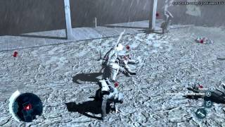 Assassin's Creed 3 - 100% Optional Objectives - Perfectionist - Achievement Guide - DNA-Sequence 4-5