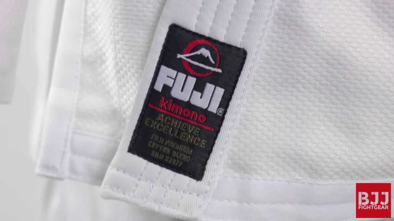 The Ultimate Fuji BJJ Gi Guide — BJJ Fightgear