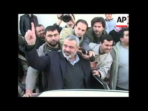 Hamas, Fatah and Knesset reax on elections