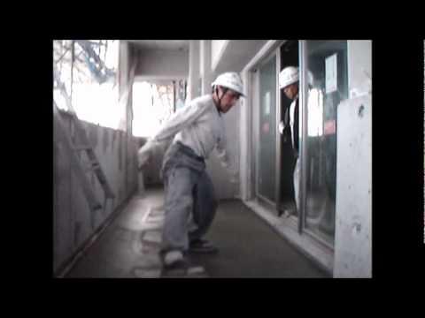En la boca del lobo en Japon  Construccion una Mansion por dentro