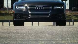 2012 Audi A7 - First Test