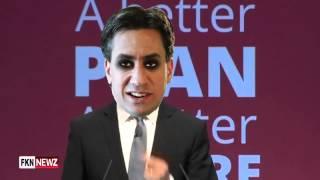 Ed Milliband Manifesto Speech   FKN Newz