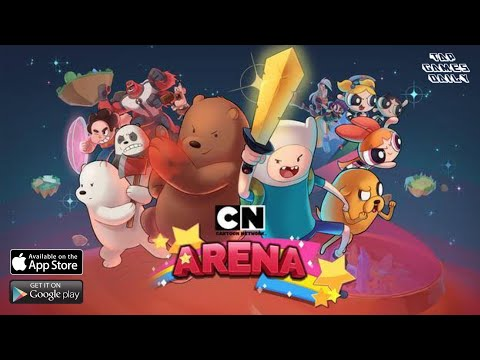 Cartoon Network Arena - NEW FREE GAME - IOS | ANDROID