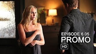 The Vampire Diaries 6x05 Promo - The World Has Turned and Left Me Here [HD]