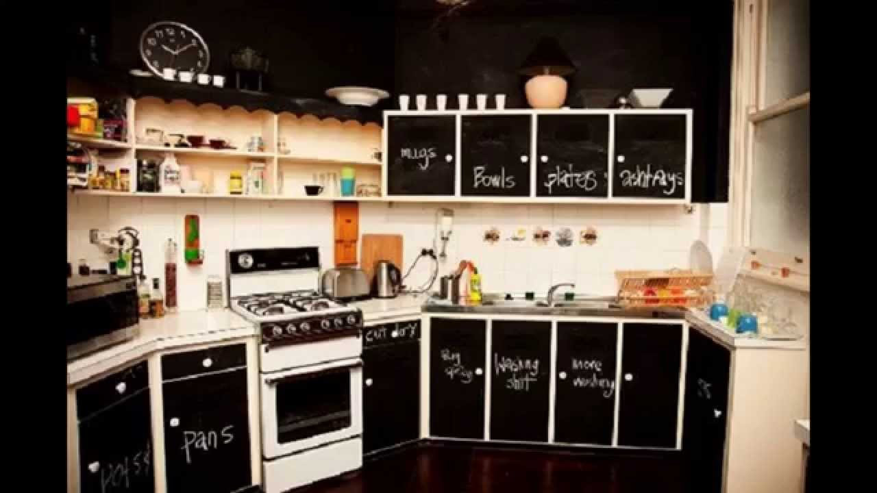 Coffee themed kitchen decorating ideas youtube for Kitchen decoration designs