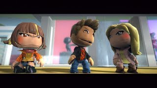 LittleBigPlanet 2 - Rest Room/レスト・ルーム