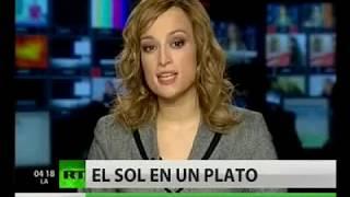 Кот Баюн про масленицу на испанском телеканале RT / Сказы Кота Баюна