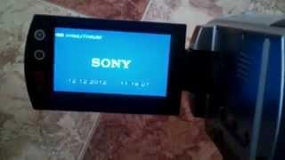 Solucionar error E:61:00 y E:61:10 de la videocámara Sony DCR-SR50, DCR-SX30E, HDR-520VE y DCR SX-21