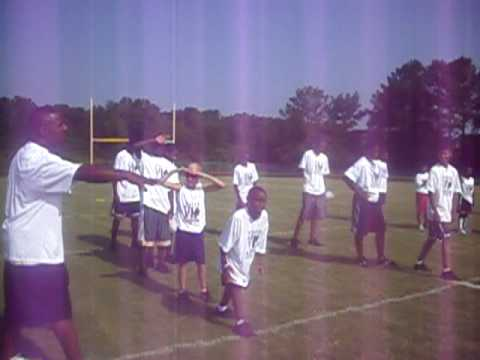 Vonta Leach Houston Texans Football Camp 6/26/09 (2)