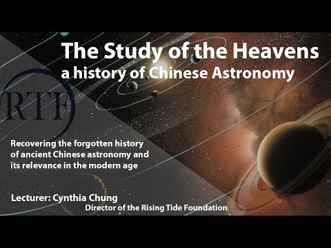 The Study of the Heavens: A History of Chinese Astronomy