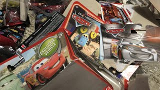 Disney Cars Diecast Hunt #18 Part 2 • The 15K Subscribers Mega Unboxing • The Mystery Packages 📦