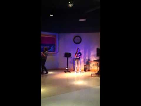 Good Girl - Carrie Underwood, St Clair Karaoke Night - Amy Papineau
