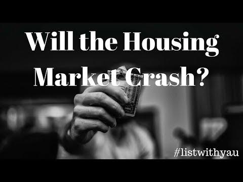 Why housing market wont crash