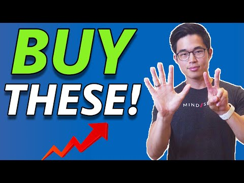 The TOP 7 Stocks To Buy In June 2020 (High Growth)