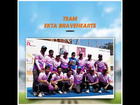 Ekta World – a proud CSR sponsor of MCHI premier League.