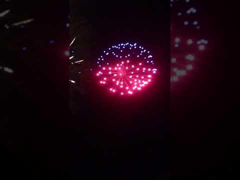 Fireworks in wrecsam!!