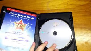 the little mermaid 2&3//Dvd unboxing//packaging review//
