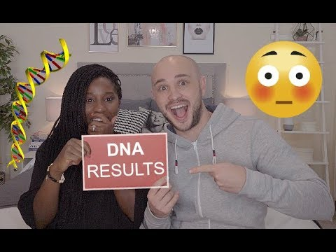 OUR DNA RESULTS ARE IN | AdannaDavid