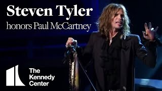 Abbey Road Medley (Paul McCartney Tribute) - Steven Tyler - 2010 Kennedy Center Honors