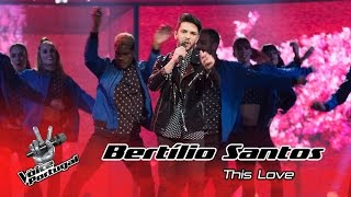 Bertílio Santos - This Love (Maroon 5) | Gala | The Voice Portugal
