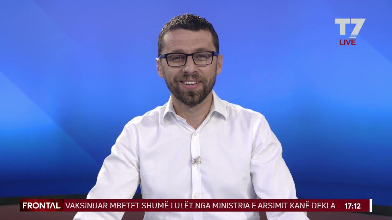 FRONTAL, Fatmir Elezi - 29.07.2021