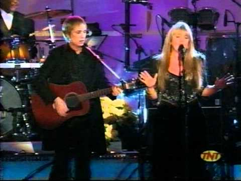 """Stevie Nicks with Tom Petty & The Heartbreakers - """"Silent Night"""""""