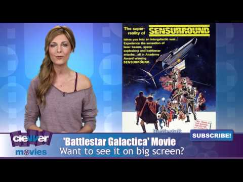 'Battlestar Galactica' Movie Moving Forward