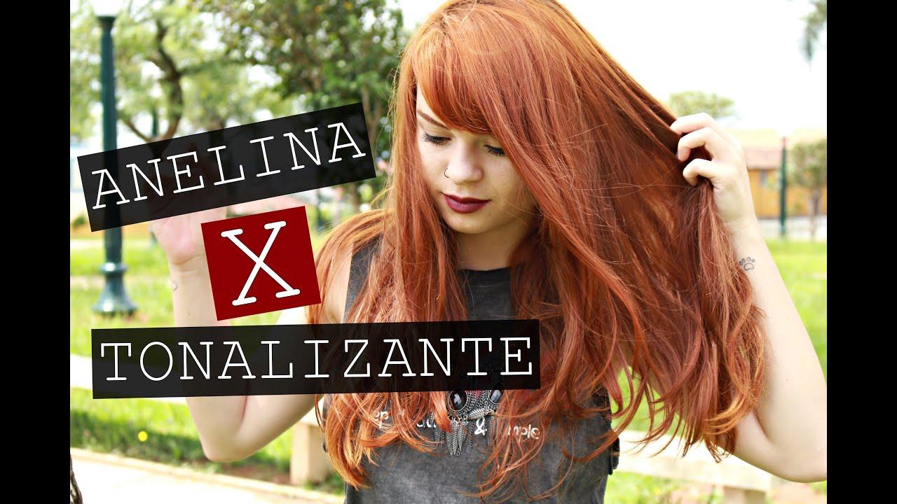 Tonalizar o cabelo: Qual é o melhor? Tonalizante X Anelina (Cabelos Ruivos)