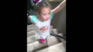 little yaya dub plays as cinderella