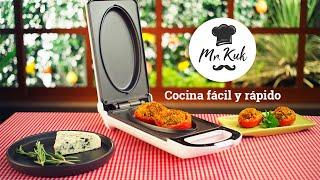 Prepara de todo, facil y rapido. !Mr. Kuk cocina para ti! Inova