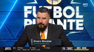 Futbol Picante 27 De Septiembre | Cruz Azul y América empataron en el Azteca