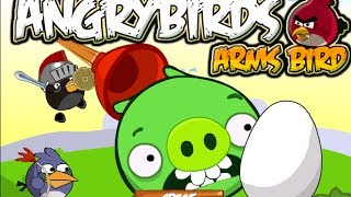 Angry Birds Arms Bird - Angry Birds Game