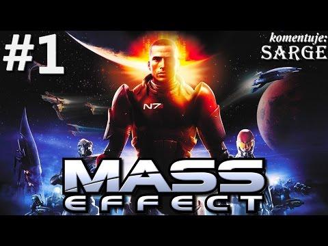 Zagrajmy w Mass Effect [60 fps] odc. 1 - Galaktyczna przygoda Sheparda