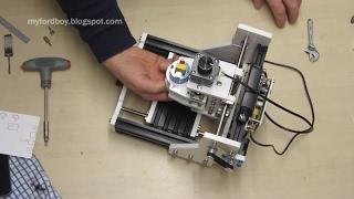 Banggood CNC Engraver Assembly