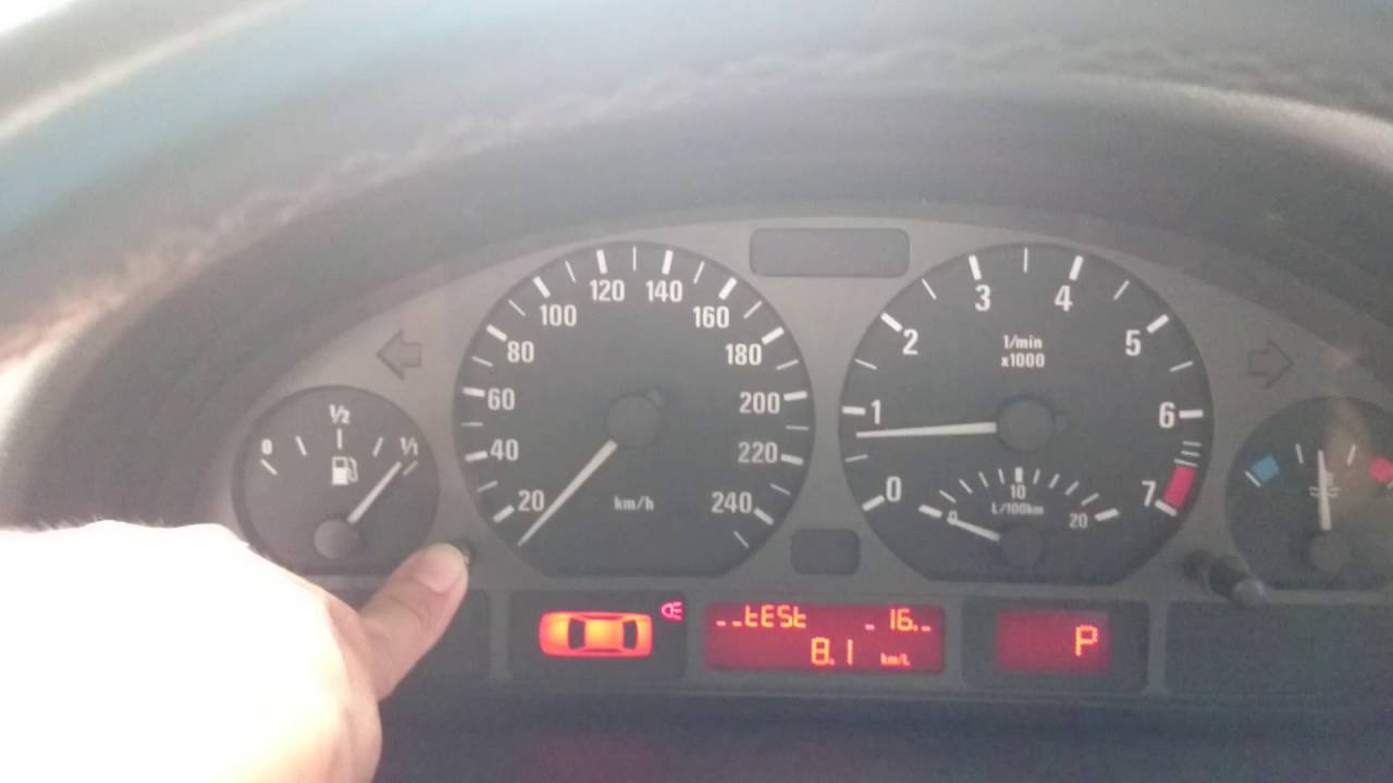 hight resolution of using obc to measure coolant engine temp e46