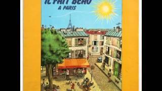 Il fait beau à Paris - Guy Béart