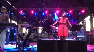 Latrese Bush sings George Duke