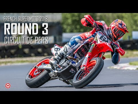[LUC1] French Supermoto 2018 Round 3 Pers