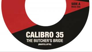 01 Calibro 35 - The Butcher's Bride [Record Kicks]
